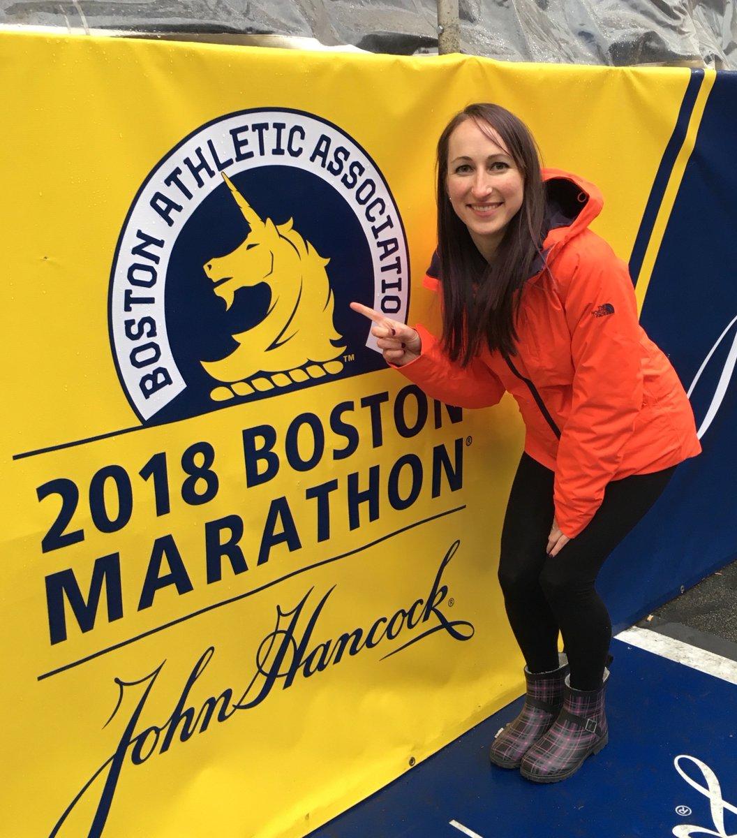 My #BostonMarathon Race Report ➡️ https:...
