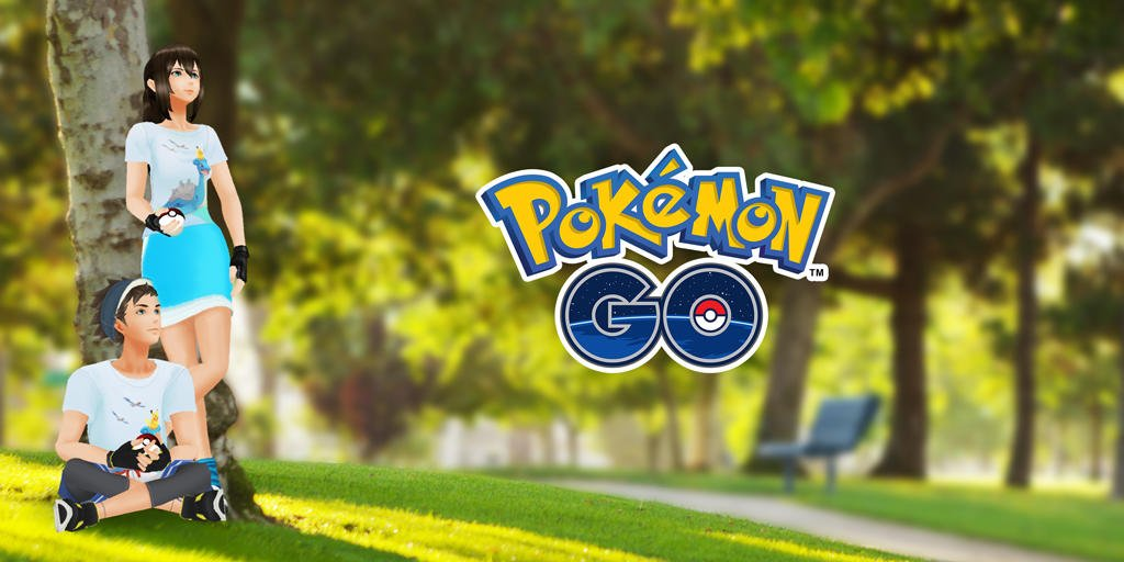 Pokémon GO's photo on #EarthDay