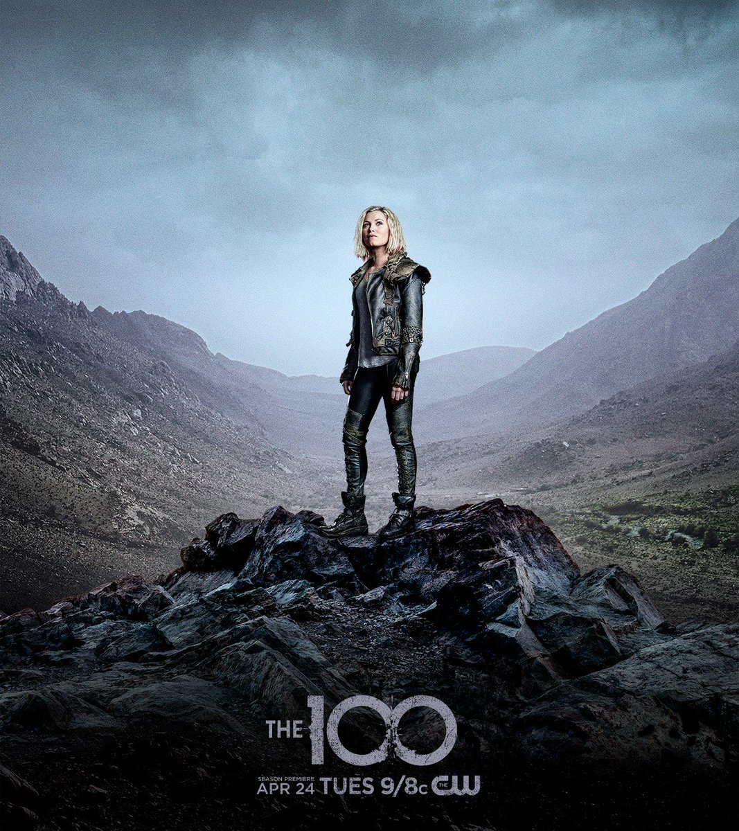 Last one standing. #The100 returns tomorrow at 9/8c on The CW! https://t.co/6LZAjvJaq3