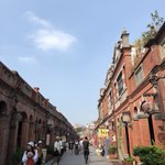 Walk along the Sanxia old street and feel the historical and cultural atmosphere that is presented in every brick and tile. This charming street will evoke your memory of a bygone age. Check here:  https://t.co/uTf9cXWY5U