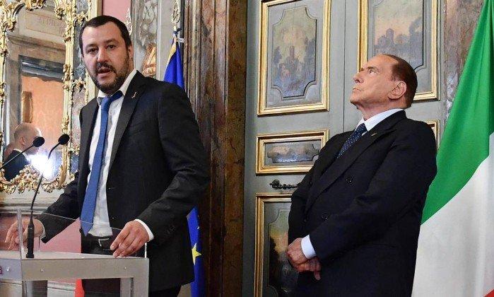 Berlusconi ataca Cinco Estrelas e veta c...