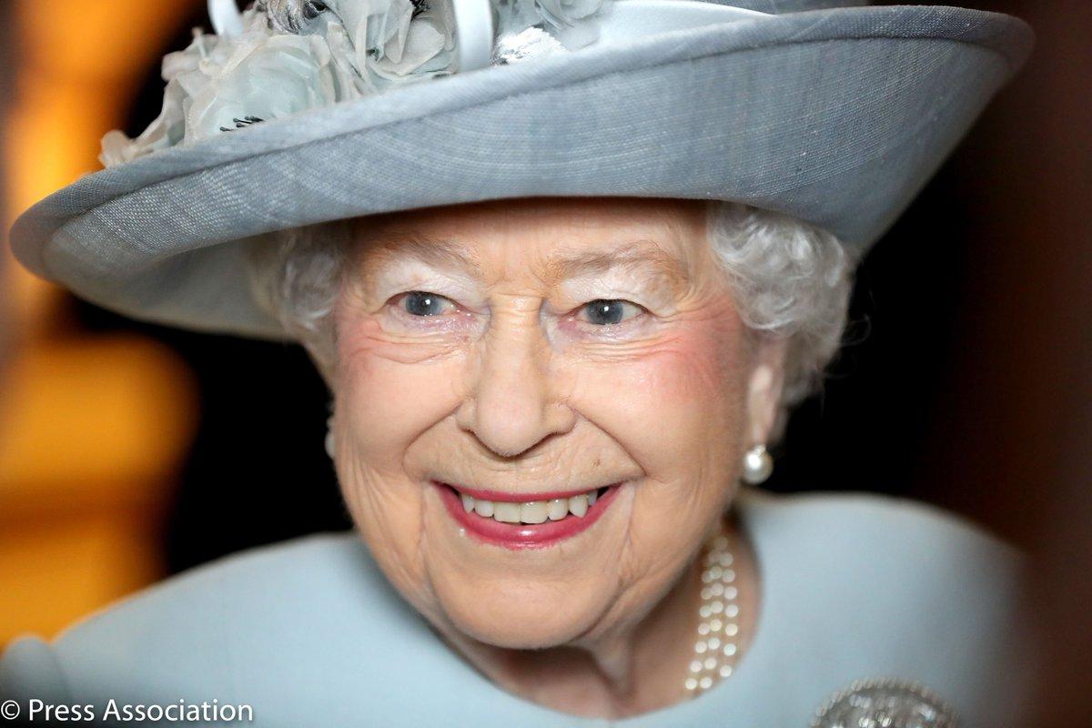 Happy 92nd Birthday to Her Majesty The Q...