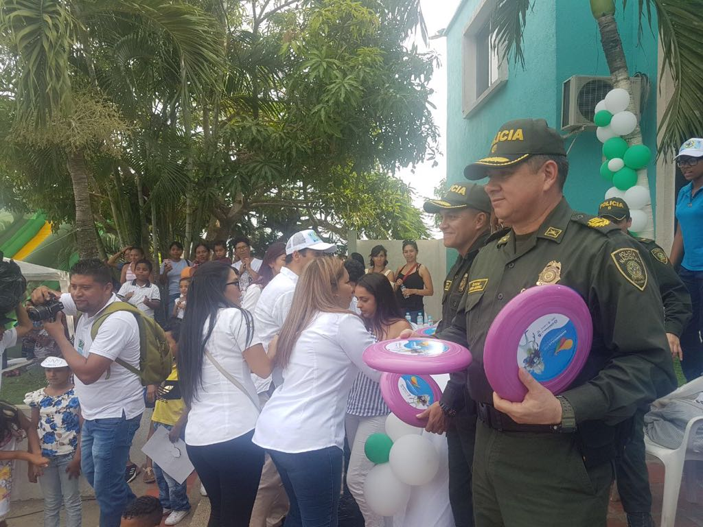 En @PoliciAtlantico #Tubará llegamos con...
