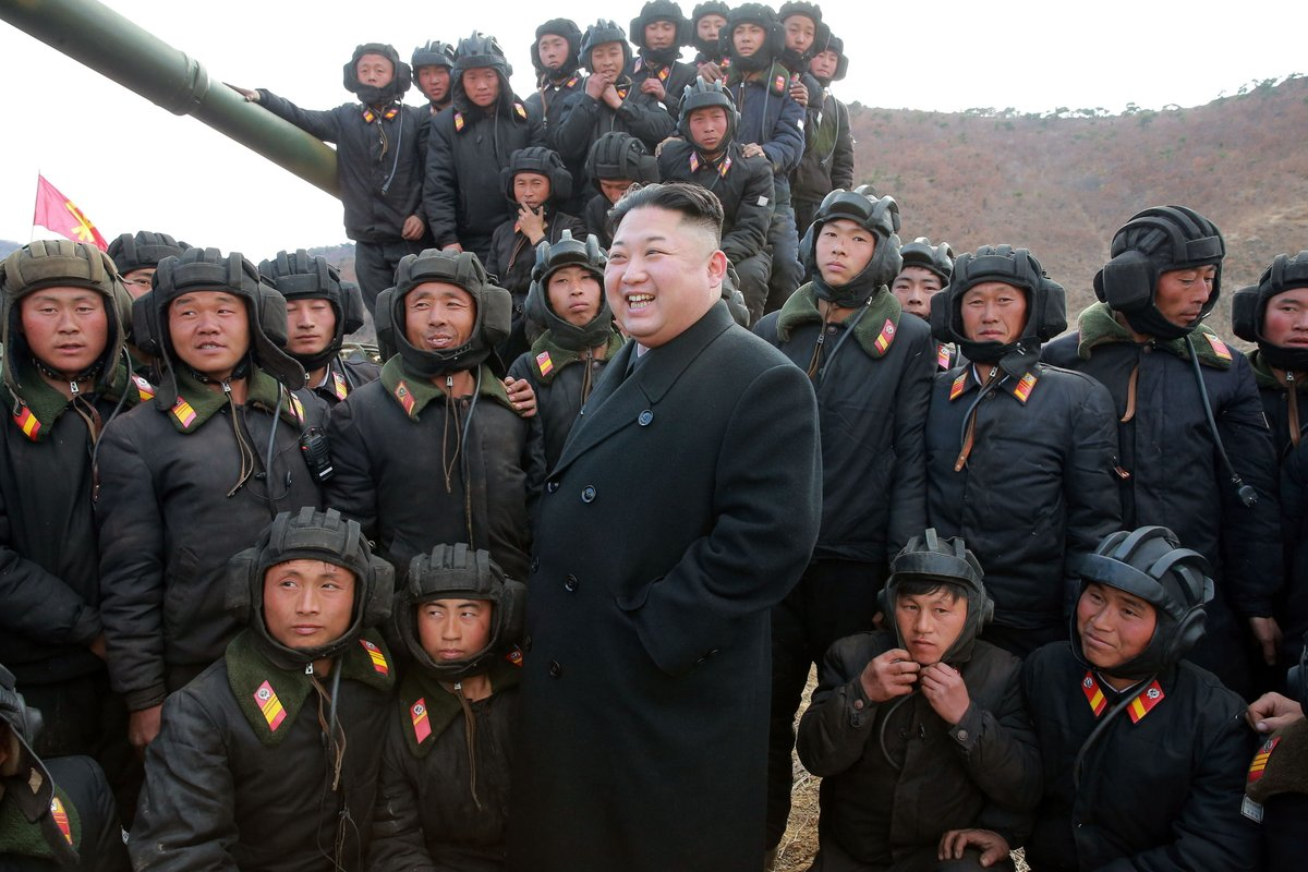 North Korea suspends nuclear and long-ra...