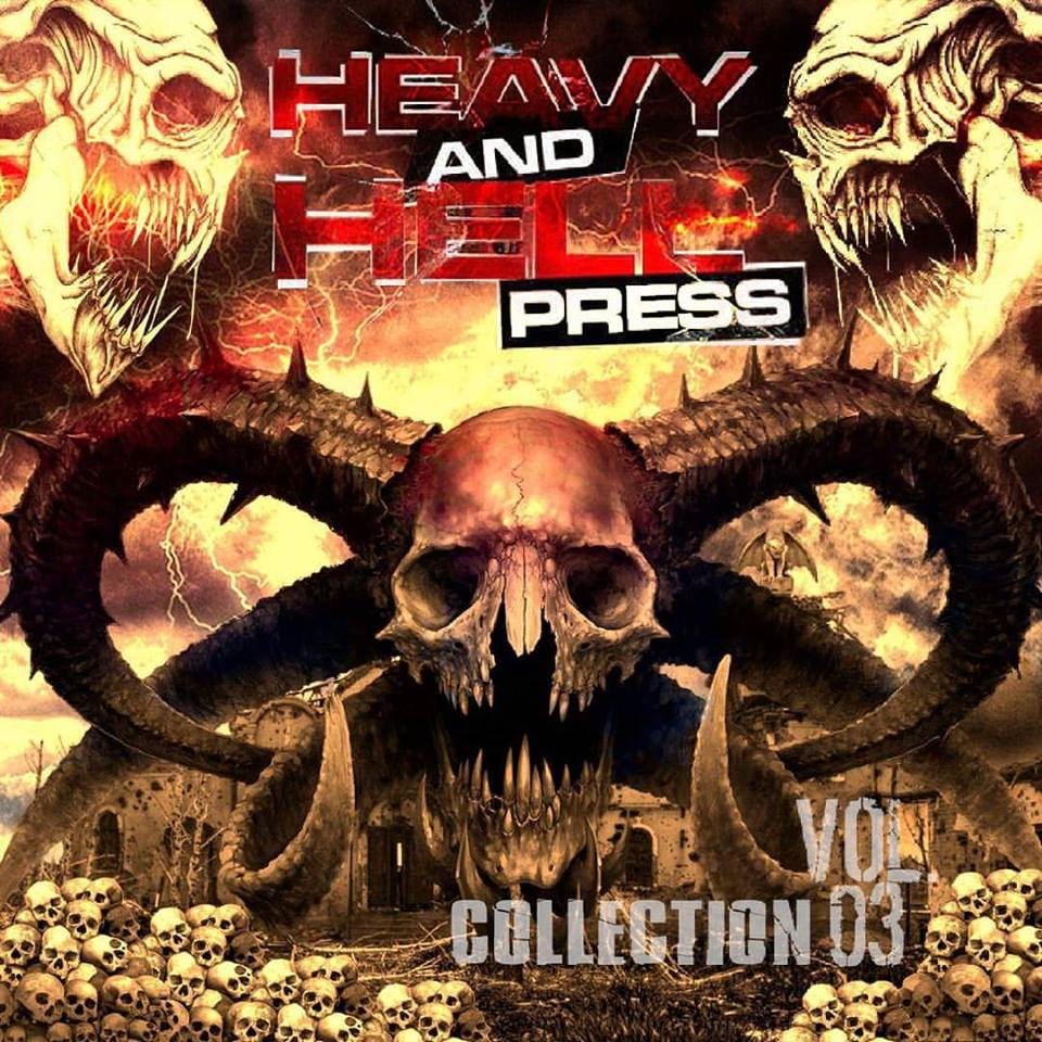 Resultado de imagem para Heavy and Hell Press Collection Vol. 3