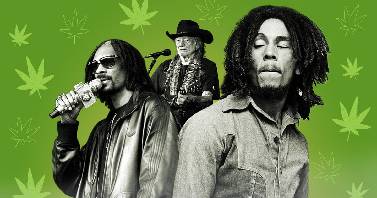 From Snoop Dogg to Willie Nelson, here are the 20 best weed-themed songs of all time https://t.co/DS2XH1pTUs