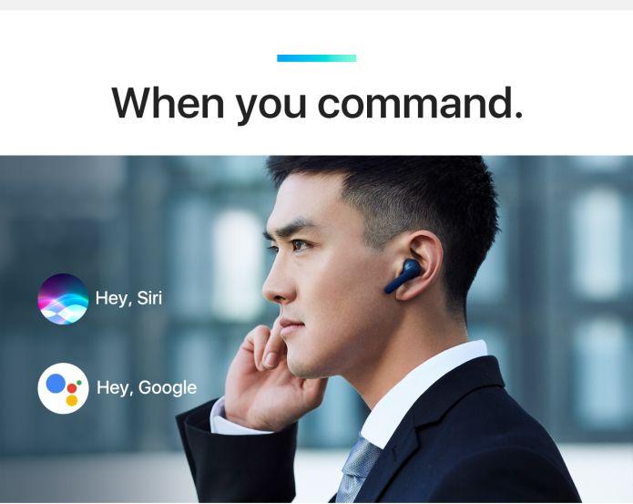 Intelligent Wireless Earbuds https://t.co/IHsX6jPHml #Tech