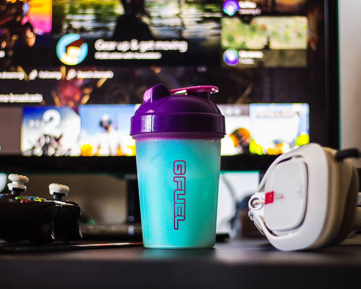 What #GFUEL flavor is fueling your Frida...