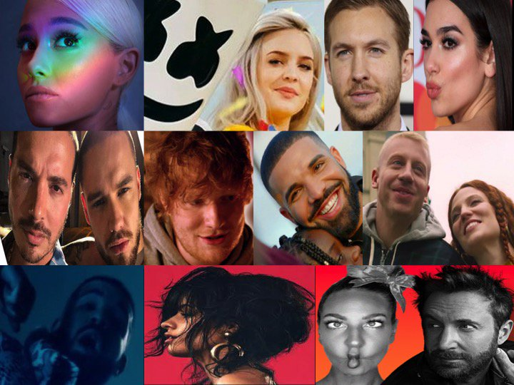 #ArianaGrandes new Single #NoTearsLeftToCry debuts atop the Worldwide iTunes Song chart1⃣🌎🎵💃👑 #marshmello & #AnneMaries #FRIENDS slips to #2 after 7 days at #1 #CalvinHarris & #DuaLipas #OneKiss slips 2 - 3 after 7 days at #1 #LiamPayne & #JBalvins #Familiar debuts at #4