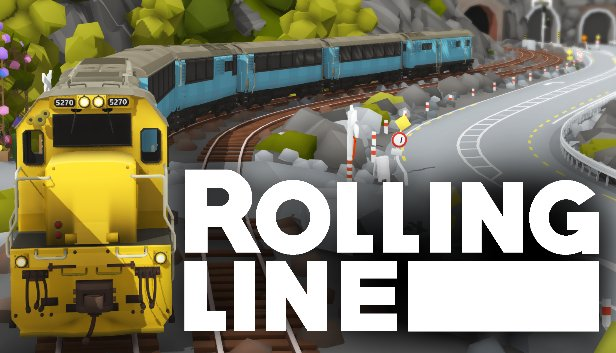 Finally decided on a final Steam thumbnail #gamedev #RollingLine #VR #VirtualReality #indiedev #unity3d #HTCVive #trains #railways #NewZealand<br>http://pic.twitter.com/i940abkYDp