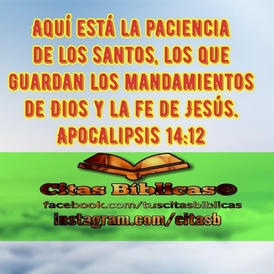 Citas Bíblicas Biblicascitas Twitter