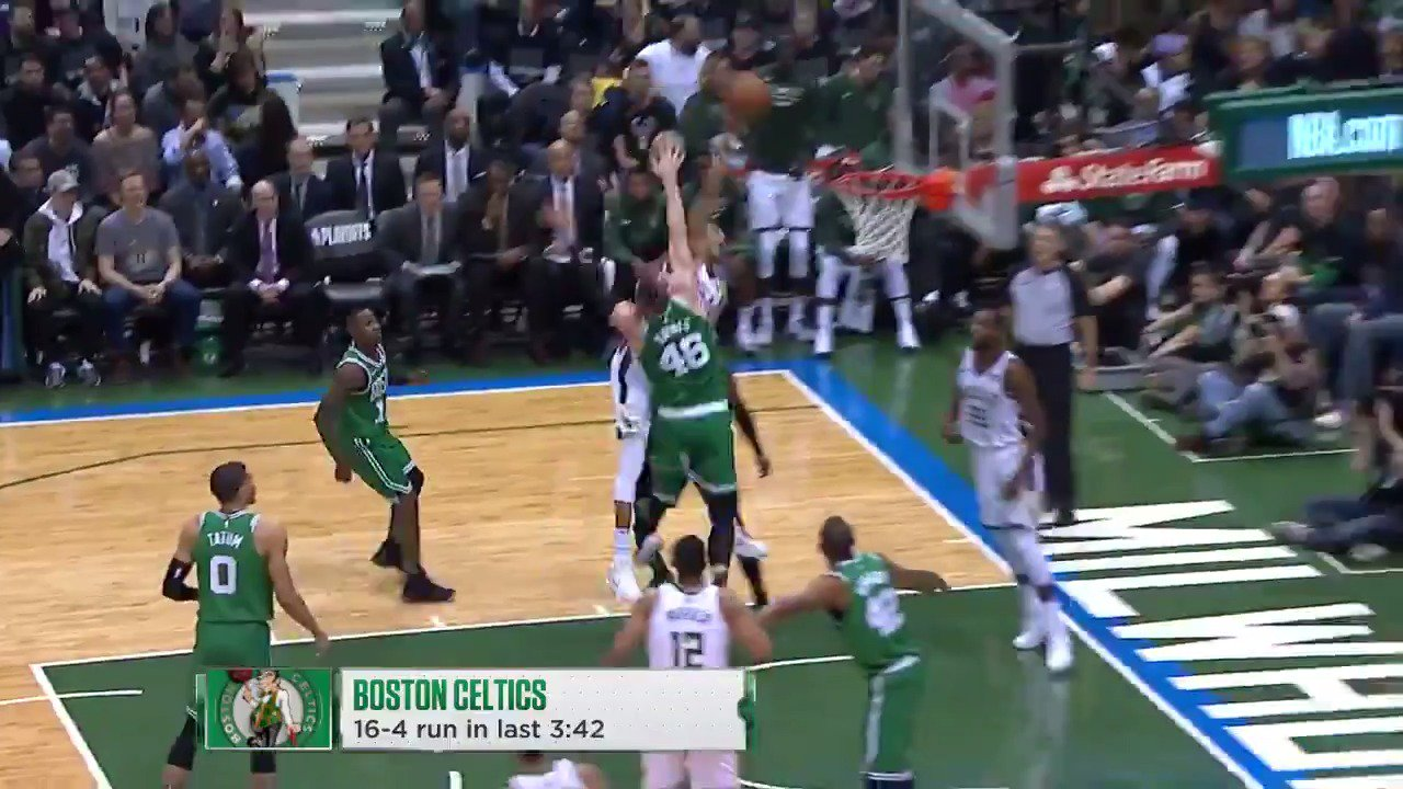 �� GIANNIS GONNA GIANNIS! ��  #FearTheDeer https://t.co/pYrQFrs3ID