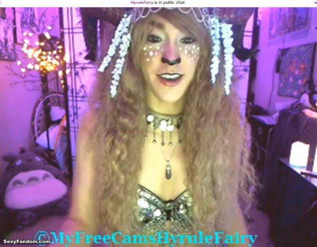 Sexy Fandom: Fauning Over Hyrule Fairy https://t.co/i8FUVlNBmi...