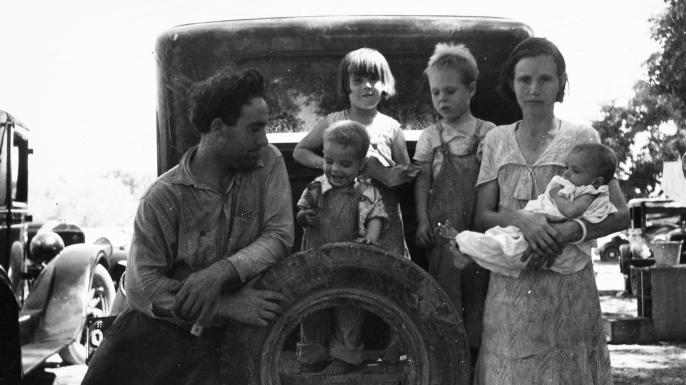 What was life like for the average family during the Great Depression? https://t.co/wUe8kljNjS