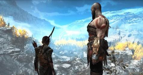 Xbox boss praises Sony on God of War PS4 review scores https://t.co/mqBPN8R7AT