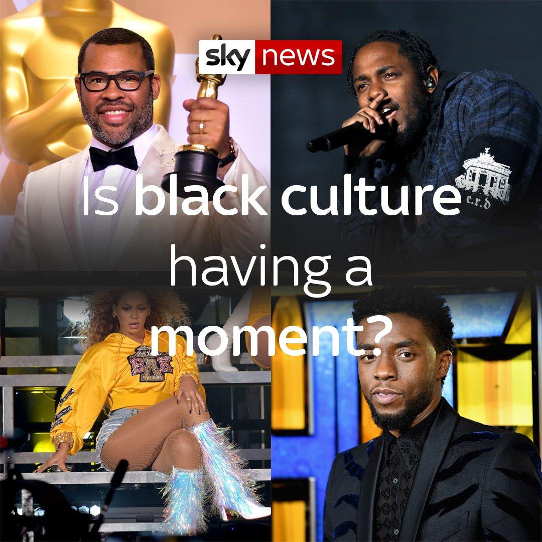 Whether its Kendrick Lamar winning the Pulitzer prize or Beyoncé headlining Coachella, is black culture having a renaissance?
