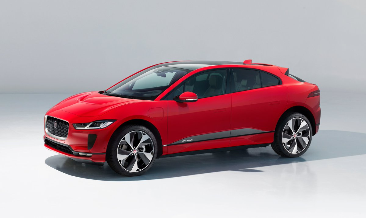 Jaguar On Twitter An Icon In Car Evolution That Electrifies The
