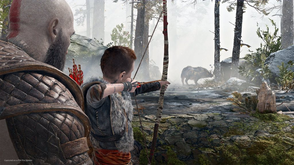 'God of War' director's video shows the human side of making games https://t.co/qfGMTzcPFc