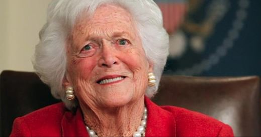 Barbara Bush's funeral will be a big-name gathering, with one notable absentee https://t.co/tssZAixDLE https://t.co/cChWv9lqVL