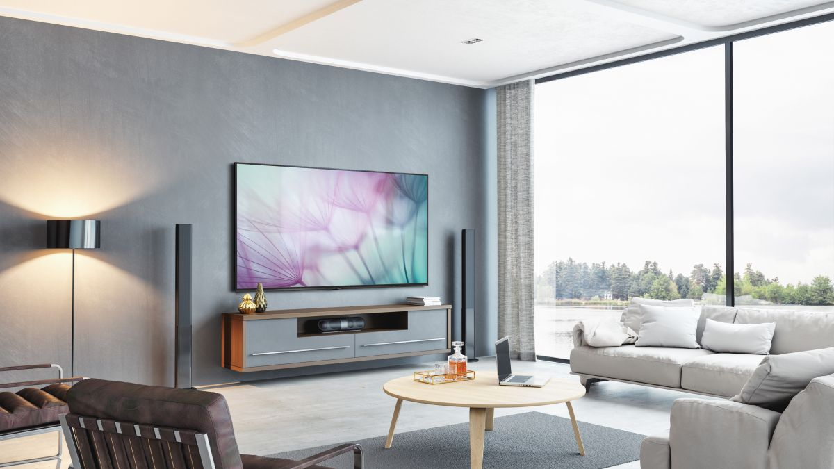 Techradar On Twitter Sharps New Tv Monitor Is A Ridiculous 70