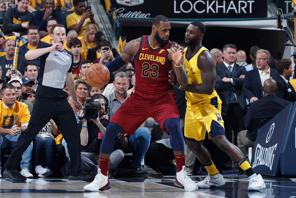 Via @EliasSports, Friday marked the 60th playoff game that LeBron James led his team in points, rebounds, AND assists.  That's nearly 3 times as many as any other player in NBA history (Larry Bird & Tim Duncan are T-2nd with 21 each).