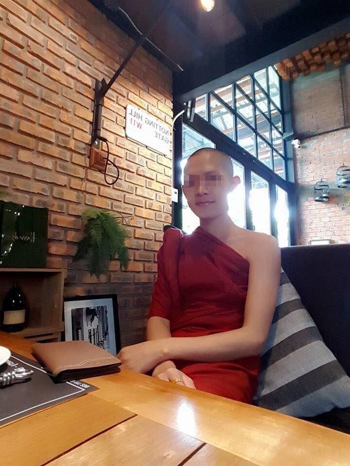 อากาศร้อนจัง หลบมาวิปัสสนาในร้านกาแฟละกั...