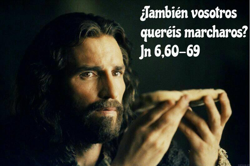 #ImagenDelDía #EvangelioDelDía Jn 6,60-6...