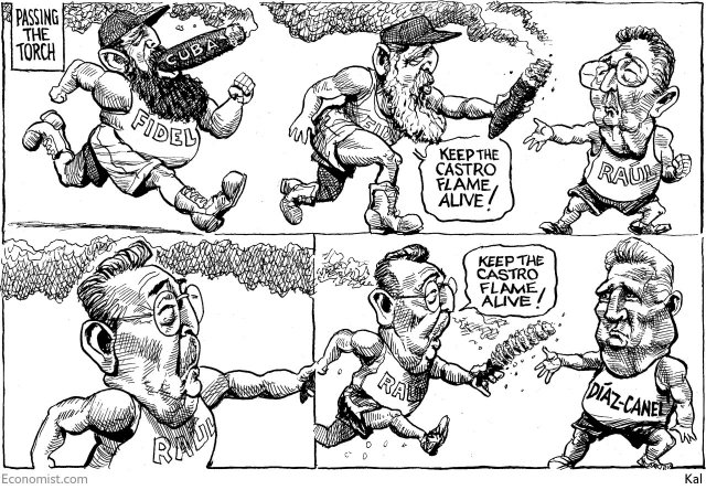 This week's cartoon from KAL