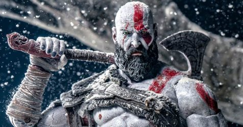 Here's how long God of War on PS4 will take you to complete https://t.co/2L7tkLgQLc
