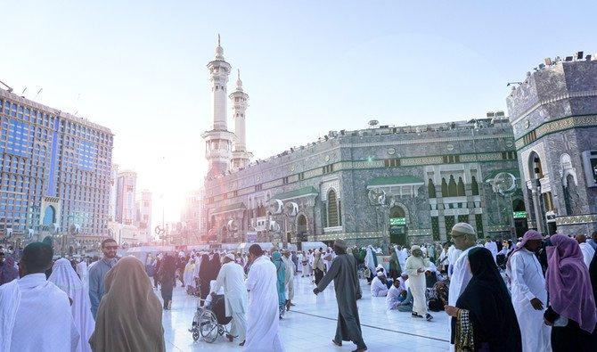 #Islam forbids incitement: #Makkah Grand Mosque imam https://t.co/XcZpIaxXkM