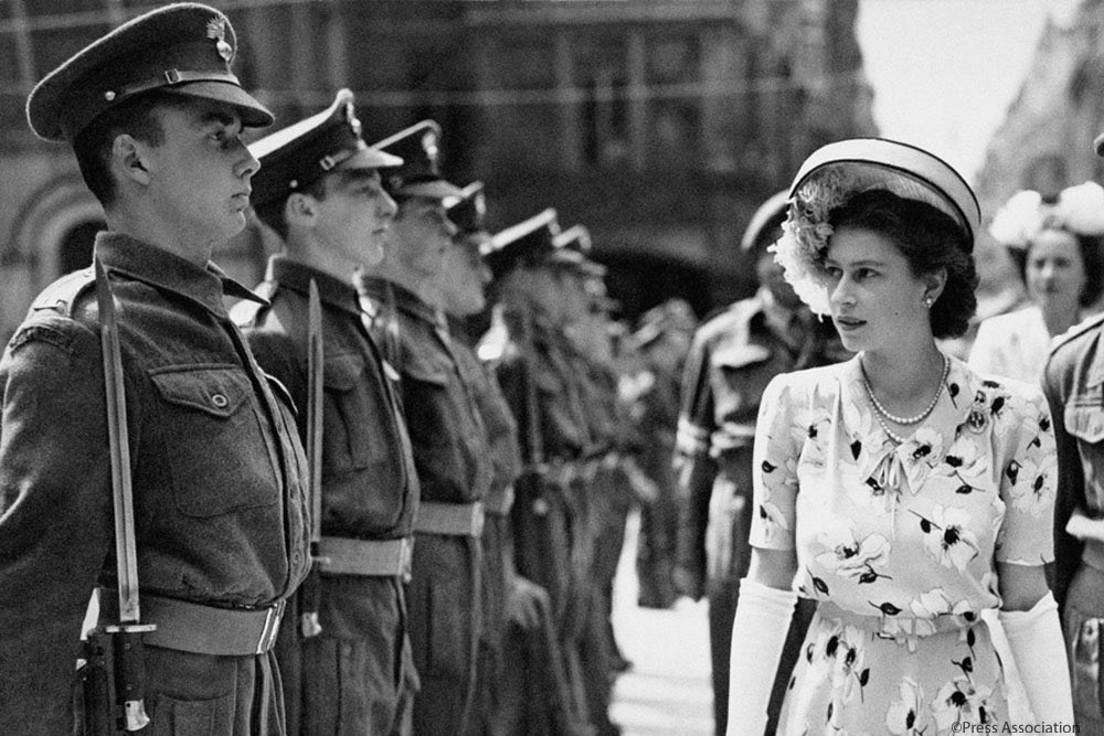 On her 21st birthday, The Queen made a speech dedicating her life to service and to this day continues to carry out Royal Duties, from visits to charities & schools, to hosting Heads of State & leading the nation's celebratory events.    #QueensBirthday #HappyBirthdayHerMajesty