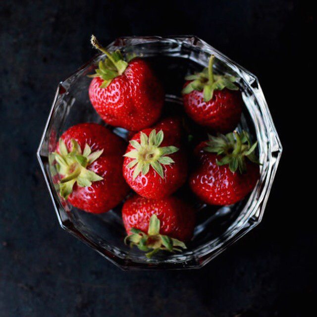 Strawberries are an excellent source of...