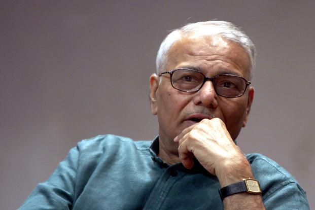 #BreakingNews | Yashwant Sinha quits BJP