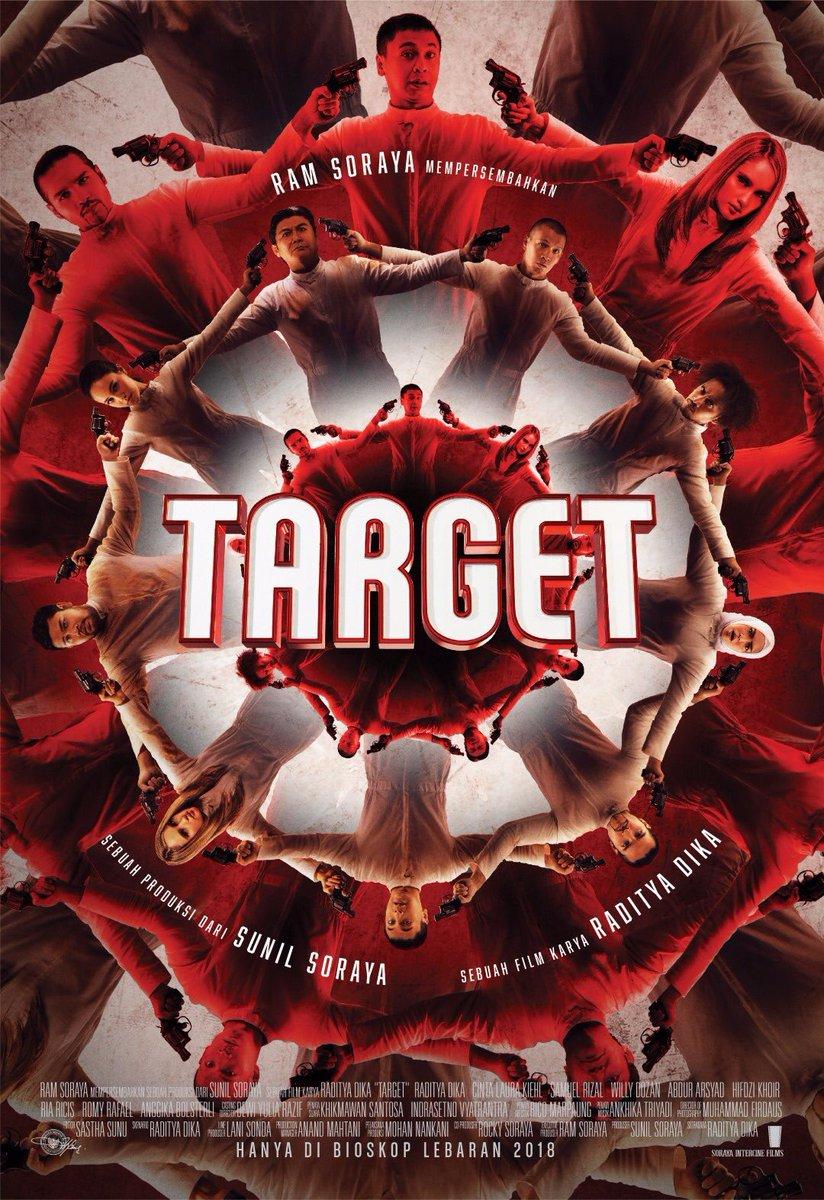 Target (2018) I Dir. Raditya Dika I Cinta Laura, Samuel Rizal, Willy Dozan