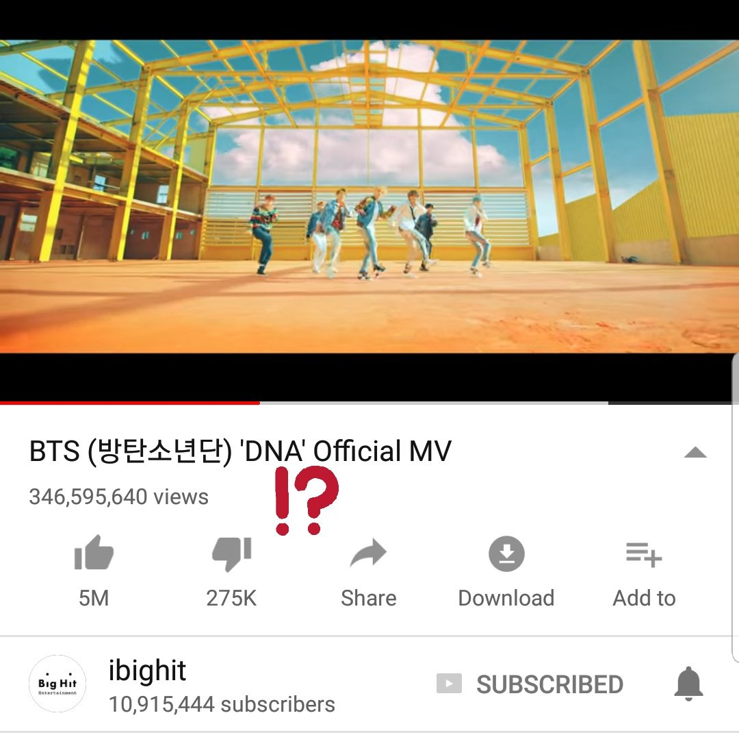 DNA is so close to 350 Million!  Keep Wa...