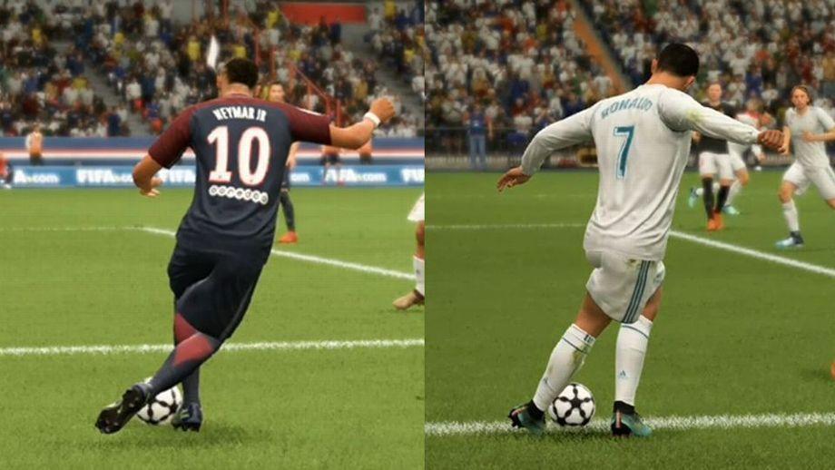 Sem espaço na linha de fundo? Cruze 'de letra' em FIFA 18 #maislidasdasemana  https://t.co/zgsFl0fYyb