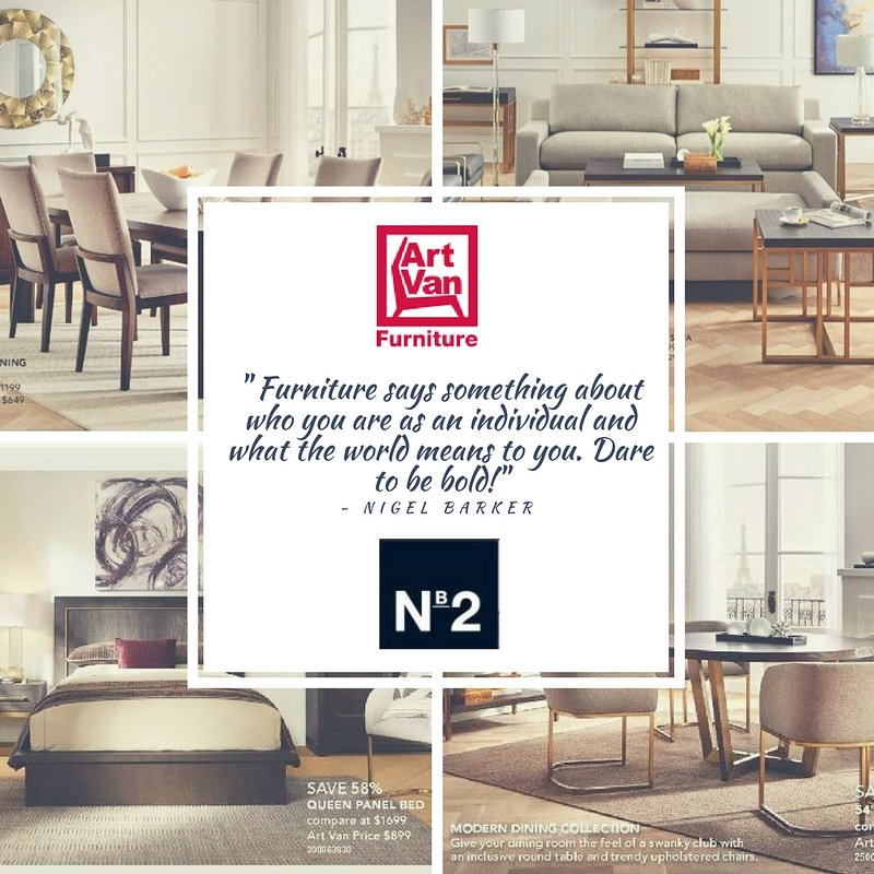 Nigel Barker Modern Collection Exclusively At Art Van Furniture. Come To  Naperville, Ask For Ahmed, Heu0027ll Find The Pieces That Best Suits Your Home  N Your ...