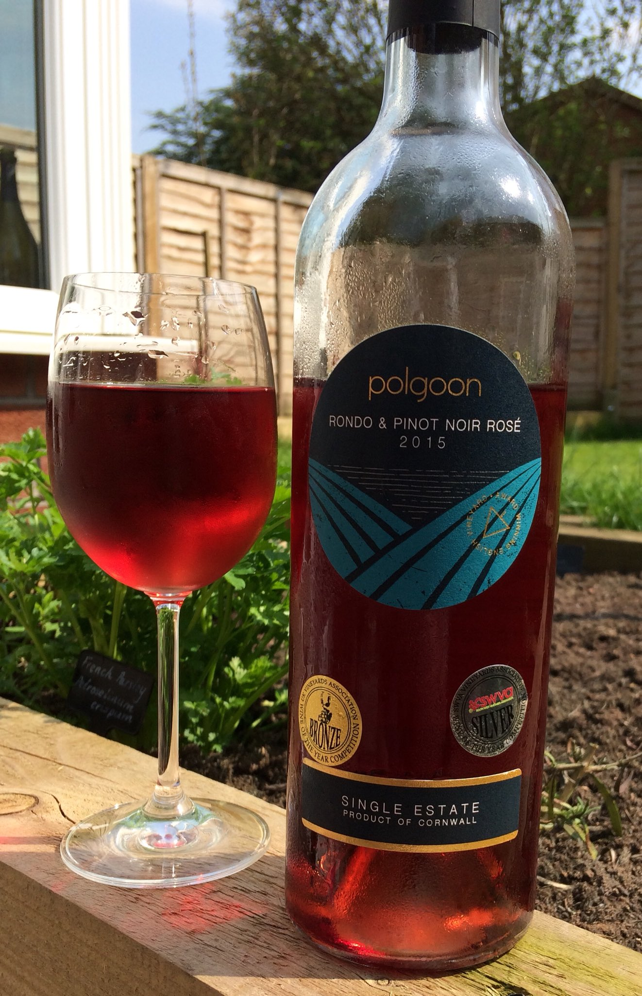 Eat Drink Fortywinks On Twitter Another Great Wine From Polgoon Highly Recommend It Polgoonwine Rose Rondo Pinotnoir Cornwall