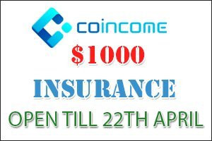 Image for COINCOME Insurance Open!