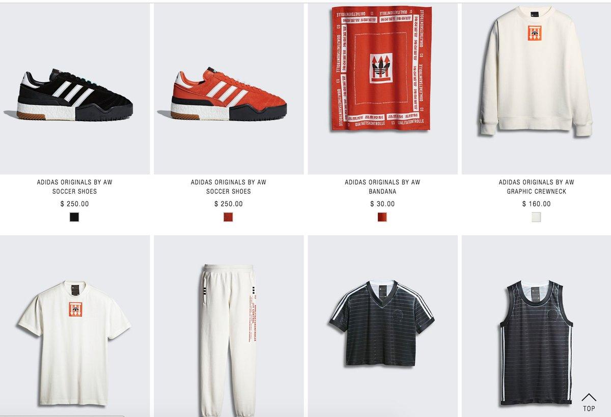 alexander wang adidas season 3