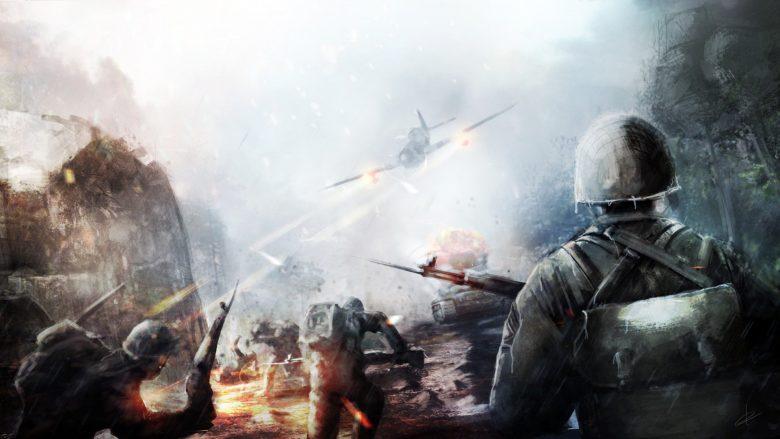 Ô surprise, Battlefield V pourrait aussi se doter d'un mode Battle Royale https://t.co/YpAoNgWEtQ