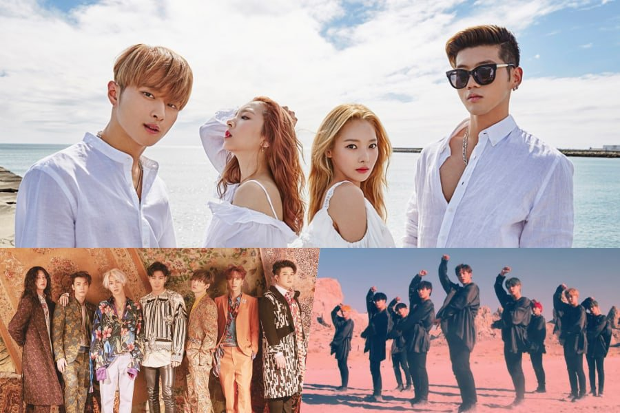13 Latin-Infused K-Pop Songs That You Ne...