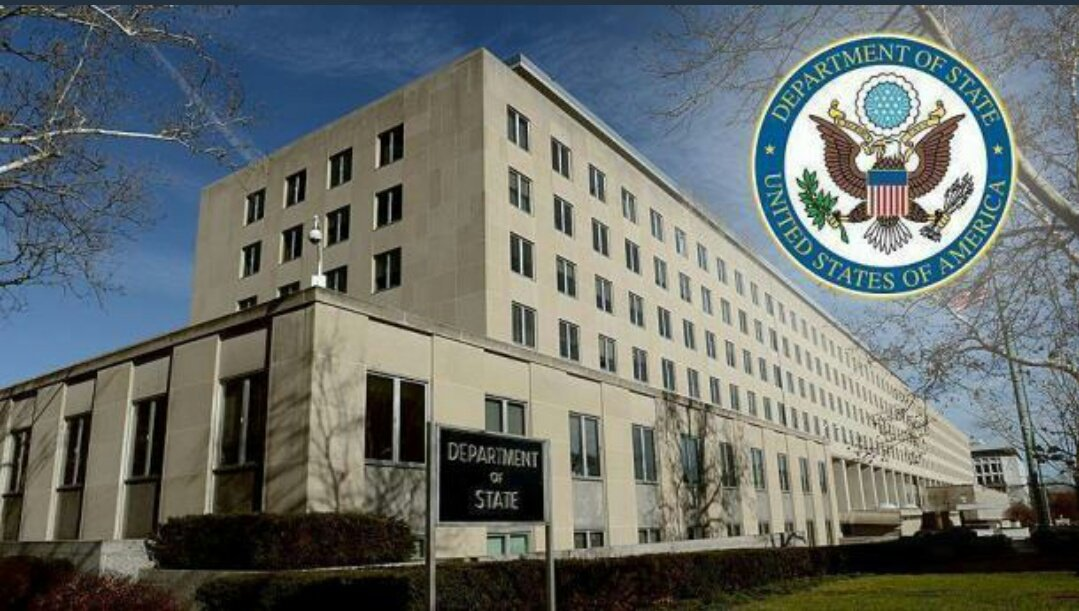 In the 2017 annual report, the State Department  placed #Iran and #NorthKorea alongside #Russia and #China announce that these countries are abusing human rights every day and destabilizing the global system. @StateDept<br>http://pic.twitter.com/xXJ3OrqQSG