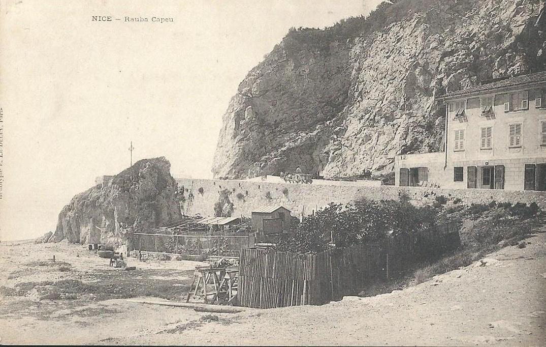 Le 21avril 1798 Comté de Nice : Six voleurs sont fusillés à Rauba Capeu… #Nice06