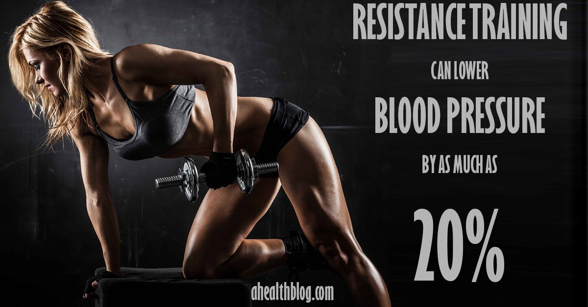 RT Resistance training led to as much as 20% in lowering blood pressure, and that it's as effective as or even more effective than taking blood pressure lowering medication ➡ https://t.co/Lbo6nnmCkT https://t.co/qrsIGrCBy6 #health #well