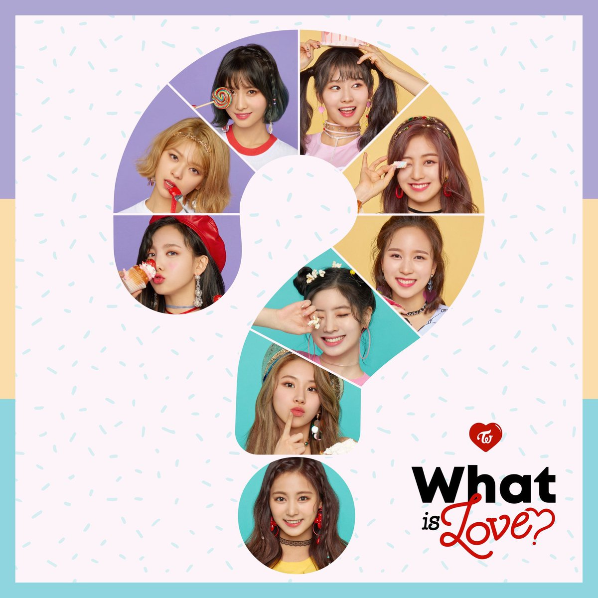 #NowPlaying ♫ What is Love? by TWICE (트와...