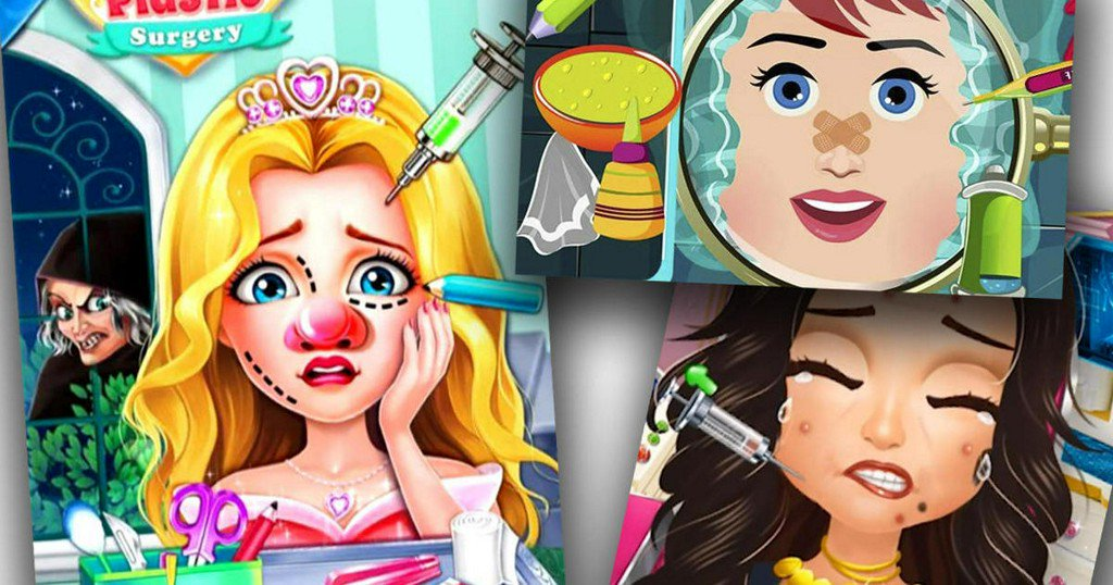 Controversial apps accused of marketing plastic surgery to kids https://t.co/O5R0DWbLoX https://t.co/nnqMx6reZL