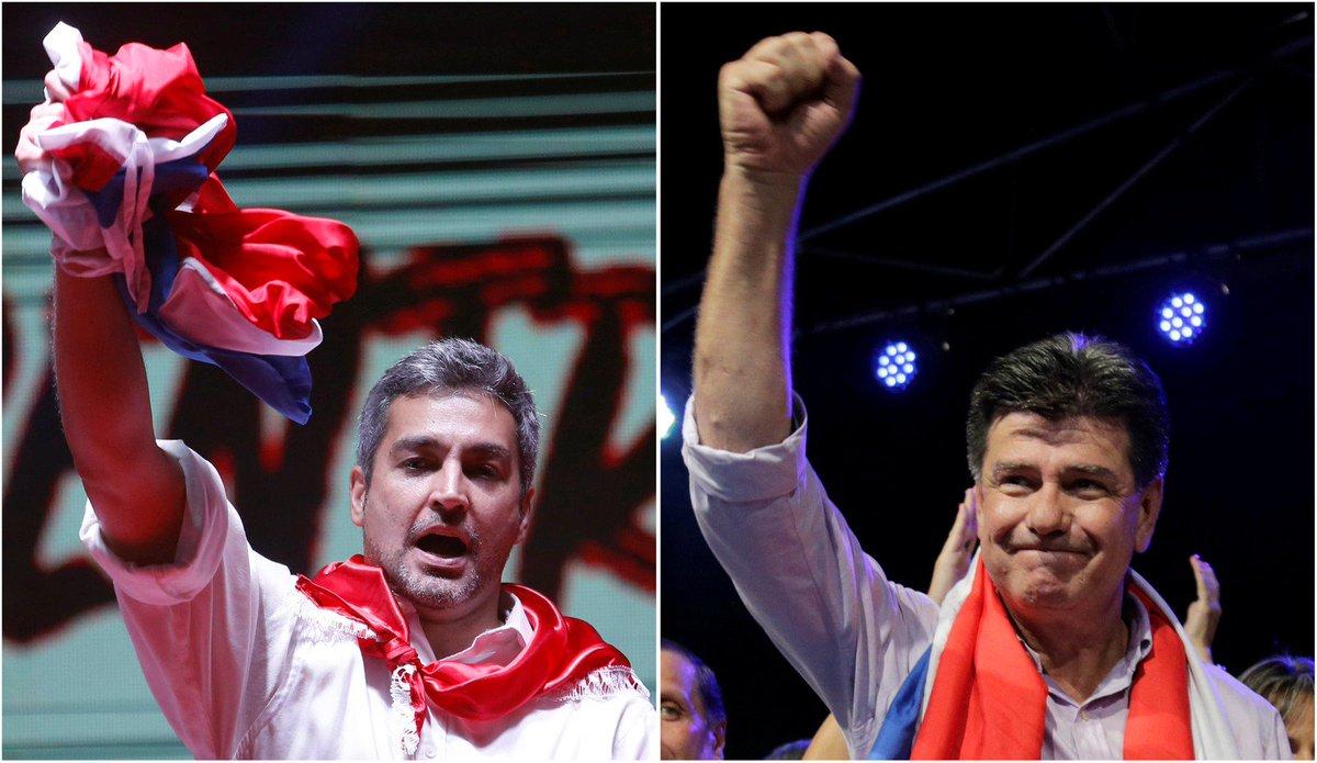 Paraguai escolhe presidente neste doming...