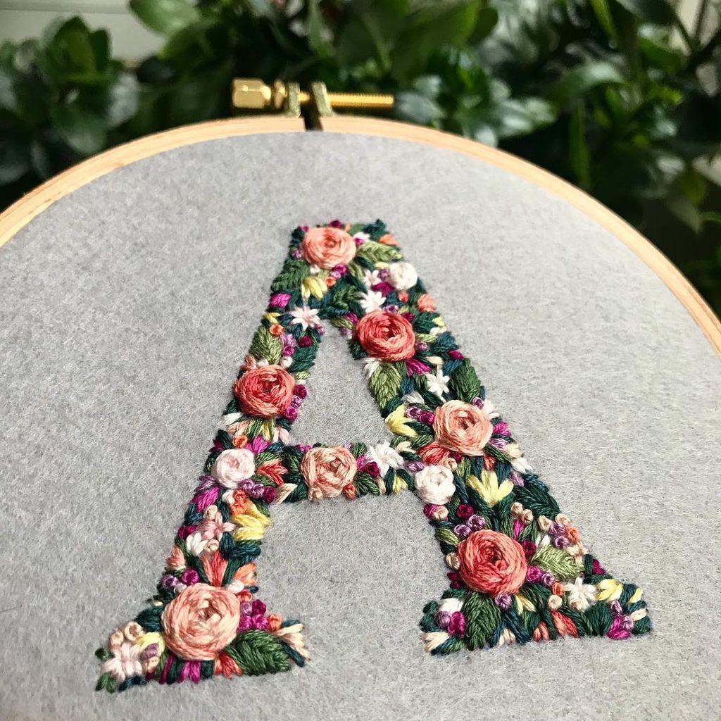 Ohh Deer On Twitter Amazing Embroidery By Defnegunturkun Httpst