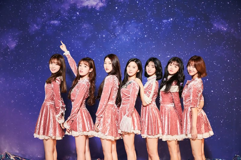 #OhMyGirl Unveils Official Light Stick F...
